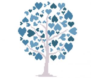 L'arbre aux coeurs
