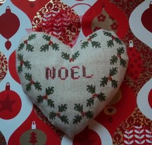 Coeur de noël…