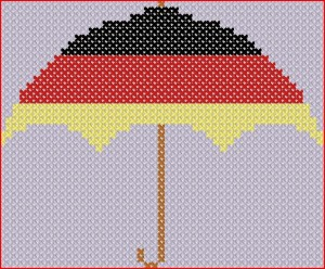 Série des parapluies… suite