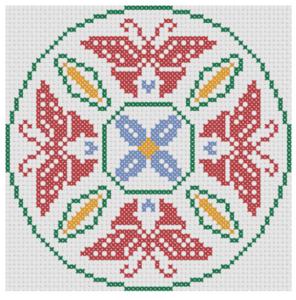 Grille Mandala