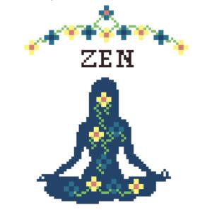 Grille zen attitude